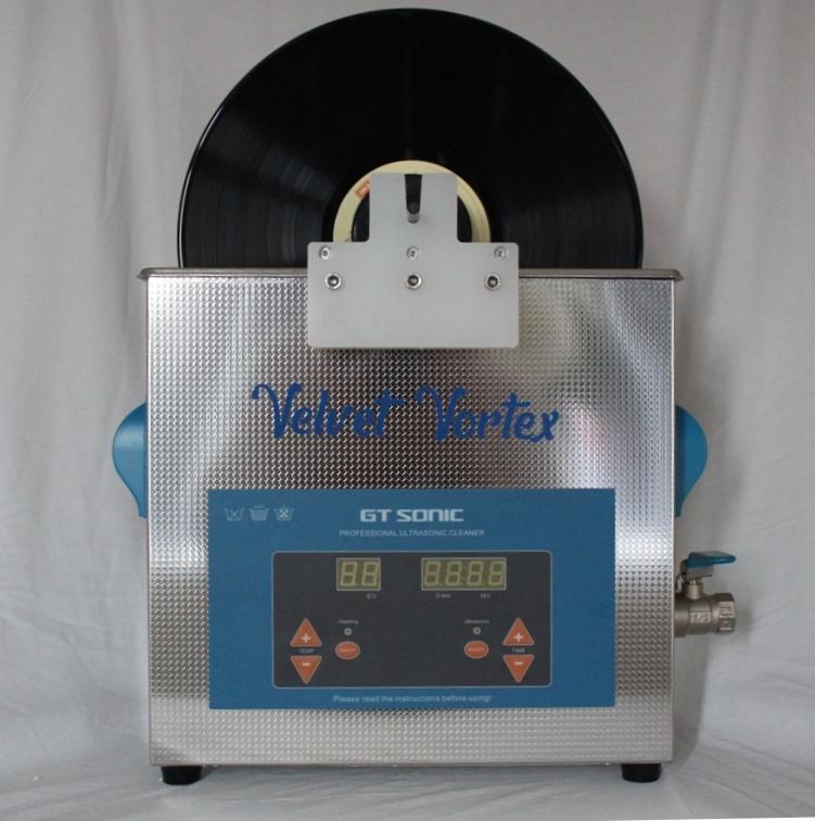Velvet Vortex Ultrasonic Record Cleaning Machine